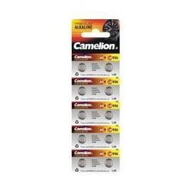 Camelion - Lot De 10 Piles Bouton Alkaline Ag13 Lr44 A76 357 S44w 157