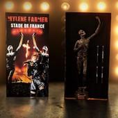 Mylene Farmer - Stade De France - Coffret Statue