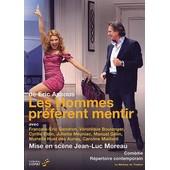 Les Hommes Pr�f�rent Mentir de Jean-Luc Moreau