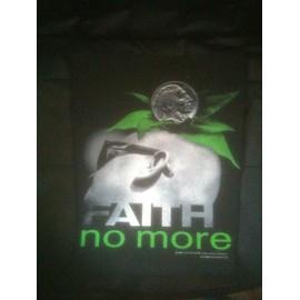 FAITH NO MORE dossard 40 x 30 cms de 1993