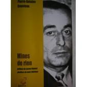 Mines De Rien Ou Les Grandes Mystifications Du Demi-Si�cle de pierre-antoine cousteau