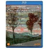 Gustav Malher Symphony N.9 Claudio Abbado (Lucerne Festival Orchestra) [Blu-Ray]