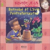 Barnabe Et L3v4 L'extraterrestre de jobert marlene