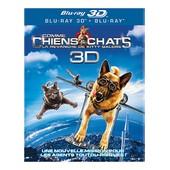 Comme Chiens Et Chats - La Revanche De Kitty Galore - Combo Blu-Ray3d + Blu-Ray2d de Brad Peyton