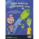 Une Minute De Science, Svp ! de Barry Martin