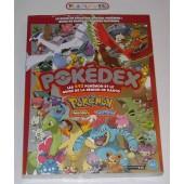 Pokedex - Les 493 Pokemon Et Le Guide De La Region Kanto - Guide Strat�gie Officiel Pokemon Or Argent de Collectif