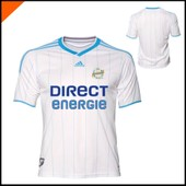 Maillot Om Olympique Marseille 2009-2010