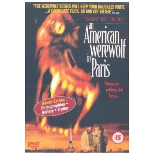 AN AMERICAN WEREWOLF IN PARIS [IMPORT ANGLAIS] (IMPORT) (DVD)