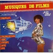 Disque Vinyle 33t Musiques De Films Emmanuelle / New York New York / Mash / L'arnaque / Shaft / Hair / Billitis / Night Fever / Love Story / Le Parrain / Last Tango In Paris / Lara's Theme - The Diabolic Movies Orchestra