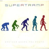 Disque Vinyle 33t Brother Where You Bound / Cannonball / Still In Love / No Inbetween / Better Days / Ever Open Door - Supertramp