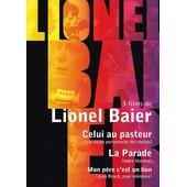 3 Films De Lionel Baier de Lionel Baier