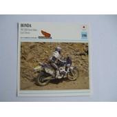 Honda 780 Nxr Paris-Dakar Cyril Neveu Collection Moto Atlas 1988
