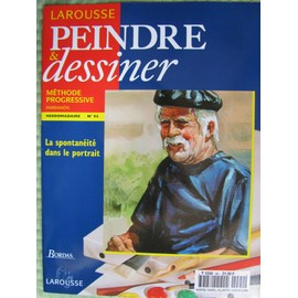 Peindre Et Dessiner N� 94 : L'auto Portrait : �tudes Au Fusain