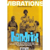 Vibrations N� 49 : Jimi Hendrix / Les Paul / Al Di Meola / Vernon Reid / Larry Coryell / Joe Beck / John Scoffield / Mike Stern
