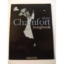 Alain Chamfort Songbook