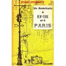 Un Am�ricain � New-York Et � Paris de John Steinbeck