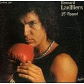 Disque Vinyle 33t 15e Round. Utopia / Big Brother / Juke Box / L'amour Et La Mort / Fauve D'amazone / N'appartiens Jamais.. / L'amour Qui Marche / La Danseuse Du Sud / Lettre Ouverte - Bernard Lavilliers