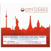 City Lounge - The Cool Tempo New Generation - Collectif