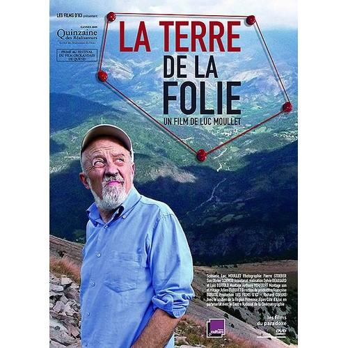 LA TERRE DE LA FOLIE (DVD)