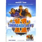 Les 11 Commandements - Version Xxl de Fran�ois Desagnat