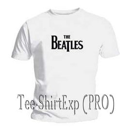 T-Shirt The Beatles Tee Shirt The Beatles Taille S M L Xl XXl