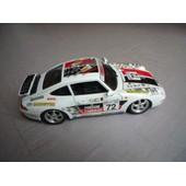 Burago 1/18 Porsche 911 Carrera Racing 1993