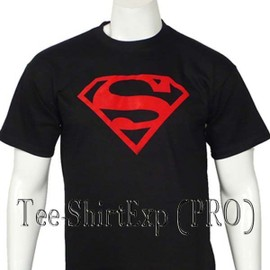 T-Shirt Superman Red - Tee Shirt Superman Red - Taille S M L Xl Xxl