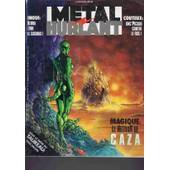 Metal Hurlant N�74 Inoui Kebra Zone Le Cosmos Couteux Onc'picsou Contre Le Fisc Magique Le Retour De Caza de Collectif