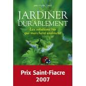 Jardiner Durablement de Jean-Michel Groult