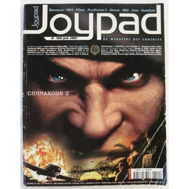 Joypad 109 - Juin 2001 - Le Magazine Des Consoles : Dreamcast/N64/Playstation 2/Arcade/Gba/Xbox/Game
