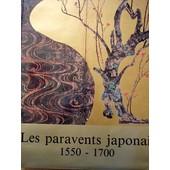 Les Paravents Japonais De Paysages. 1570-1700 Tome 2 de Henri Scr�pel