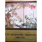 Les Paravents Japonais - 1575-1825 - Volume 4 de screpel, henri