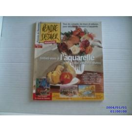 Peindre Et Dessiner Magazine Hors-S�rie N� 3 : Initiez-Vous � L'aquarelle