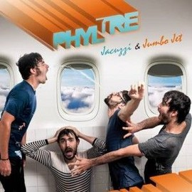 phyltre - jacuzzi & jumbo jet (CD ep - inclus clip + partition)