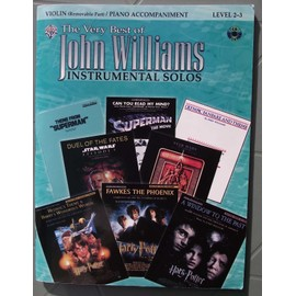 The very best of John Williams (instrumental solos)