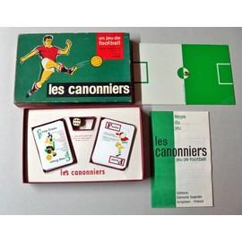 Les Canonniers Un Jeu De Football 1965