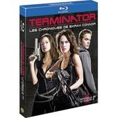 Terminator - The Sarah Connor Chronicles - Saison 2 - Blu-Ray de Charles Beeson