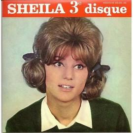 """Sheila """"pendant les vacances - la vie est belle - première surprise-partie - viens danser le hully-gully"""