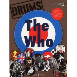 WHO THE AUTHENTIC DRUMS PLAYALONG