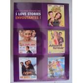 Coffret 5 Love Stories - Elle Est Trop Bien + Adam Serial Lover + Allison Forever + Les Ann�es Lyc�e + Crossroads - Pack de Robert Iscove