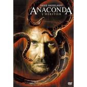 Anaconda L'heritier de Don. E. Faunt Le Roy