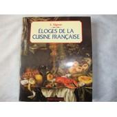 �loges De La Cuisine Fran�aise de Morcrette, Daniel