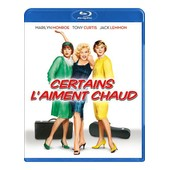 Certains L'aiment Chaud - Blu-Ray de Billy Wilder