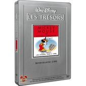 Mickey Mouse, Les Ann�es Couleur - 1�re Partie : Les Ann�es 1935 � 1938 - �dition Collector Bo�tier Steelbook de Jackson Wilfred