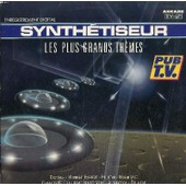 Disque Vinyle 33t / Synthetiseur Les Plus Grands Themes / Oxygene / Midnight Express / Pulstar / Miami Vice / Chariots De Feu - Ed Starink