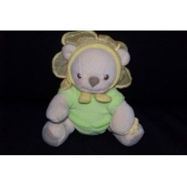 Doudou Peluche Ours Nature Bearries Fisher Price
