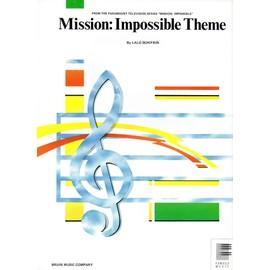 Mission Impossible (Thème du film)