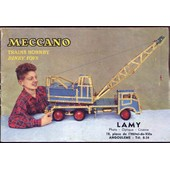 Catalogue Meccano - Trains Hornby - Dinky Toys 1956 de . Anonyme