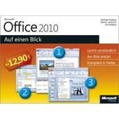 Microsoft Office 2010 - Auf Einen Blick de Collectif