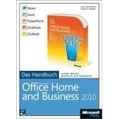 Microsoft Office Home And Business 2010 - Das Handbuch: Word, Excel, Powerpoint, Outlook, Onenote de Klaus Fahnenstich